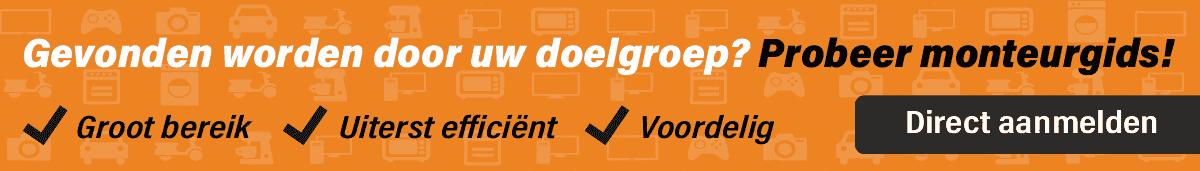 online adverteren op Monteurgids.nl voor autobedrijven, telefoonbedrijven en witgoed bedrijven