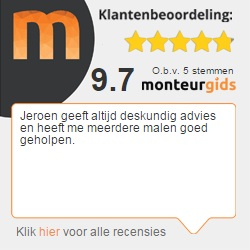 review widget voor website
