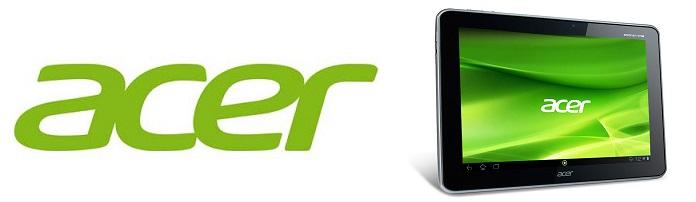 Tablet reparatie Acer